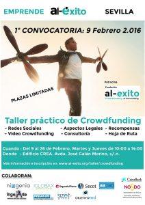 Taller de crowdfunding. Cómo convertir una idea en realidad